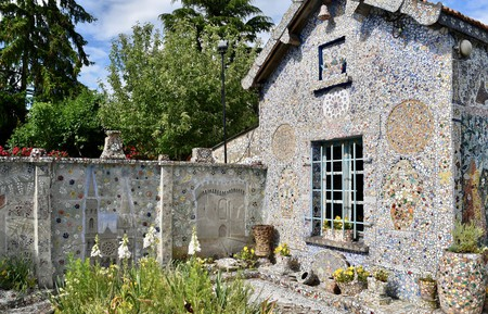 La Maison Picassiette, Chartres, France | © Christiane Jodl/Flickr