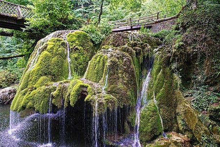 Bigar Waterfall, Romania  | © driver Photographer/ Flickr