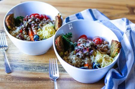 Vegetarian salad I © Marco Verch / Flickr