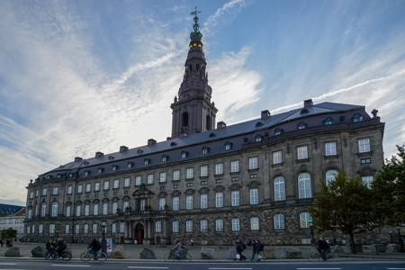 Christiansborg Palace | © Jorge Láscar / Flickr