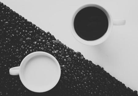 Yin Yang coffee