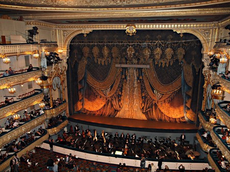 The Mariinsky Theatre   © Sandra Cohen-Rose and Colin Rose / Flickr
