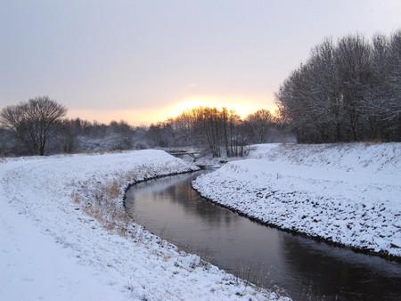 The River Mersey in West Didsbury | © Paul Albertella / Flickr