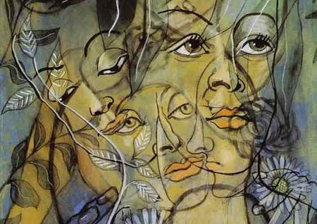 Transparence by Francis Picabia, whose work will be displayed in Aix-en-Provence this spring | © cea+/Flickr