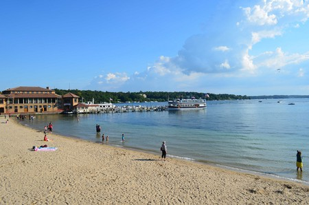 Lake Geneva, Wisconsin | © atramos/flickr