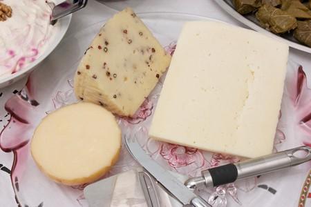 Plate of Greek cheese   © Alexander Baxevanis/Flickr