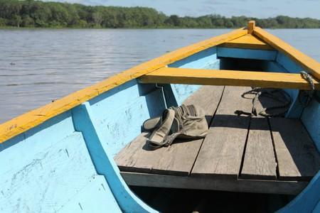 Colombian Amazon  © Eli Duke / Flickr