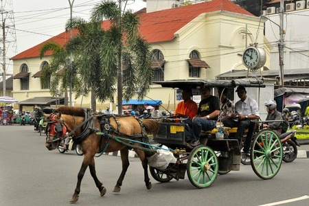 Exploring Malioboro, Yogyakarta