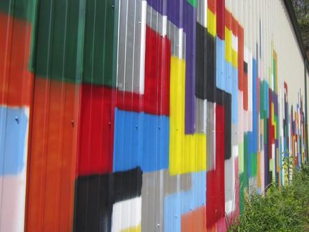 Painted wall | © Selena N. B. H./Flickr