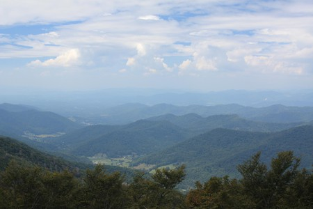 Blue Ridge Parkway | © Jon Roberts / Flickr