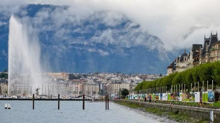 Geneva's Quai Wilson | © Alisa Alspach, Images of our world/ Flickr