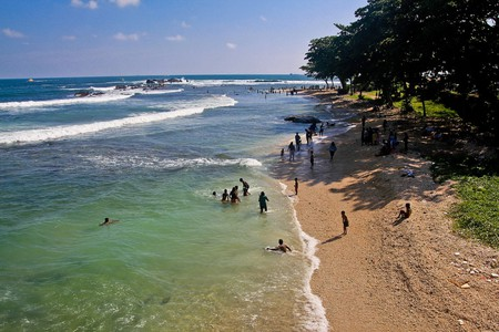 Galle Beach © Patty Ho / Flickr