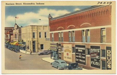 Alexandria, IN | © Boston Public Library / Flickr