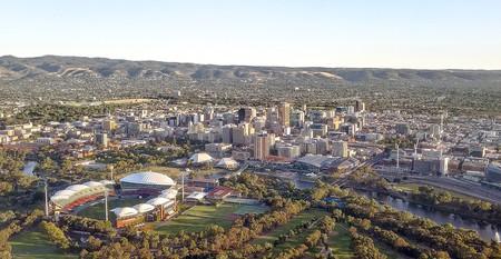 Adelaide   © Normangerman/Wikimedia Commons