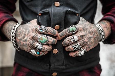 Tattoos   © Alex Hockett/Unsplash