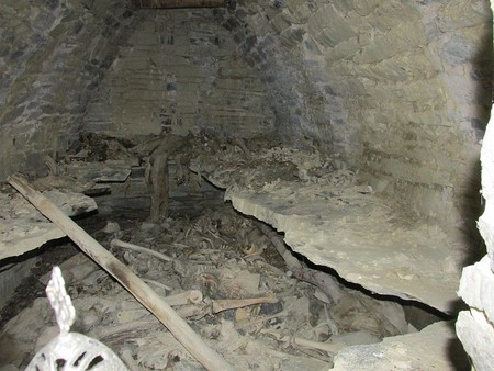 The tombs   © Surprizi / WikiCommons