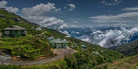 A village in Sikkim   © Amritendu Mallick / WikiCommons