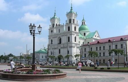 Grodno, Belarus | © Jurasikt / WikiCommons