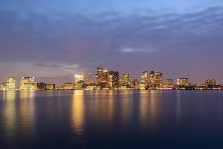 Boston Skyline from the Harbor | © Eric Kilby / Flickr