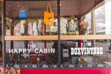 Box Vintage in West End |© Hayley Simpson