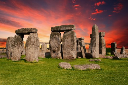 Stonehenge   © Max Pixel