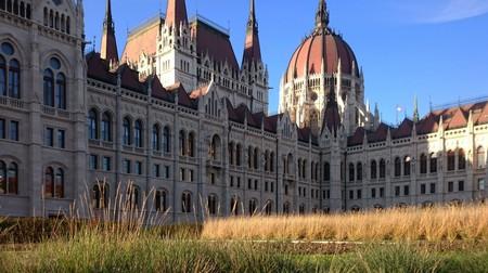 Hungary's parliamentary building in Budapest | © Adam Barnes