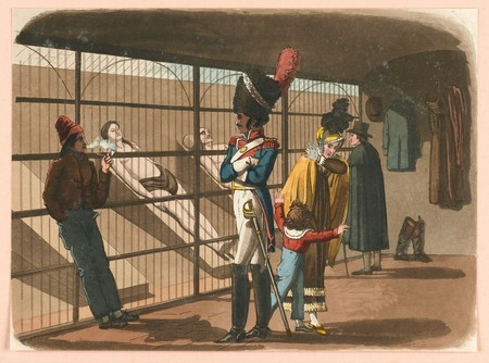 Death tourism was big in Paris; people would go and view dead bodies | © Creative Commons/Wellcome Collection