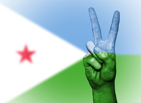 Djibouti's colours of peace  © Public_Domain_Photography / Pixabay