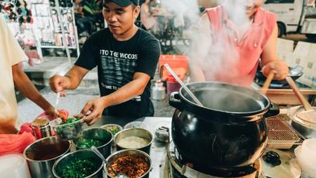 Taman Connaught Market is a Kuala Lumpur street food hub