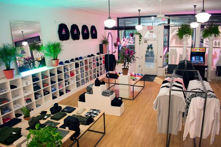 SMPLFD's store on Gratiot Ave | Courtesy of SMPLFD