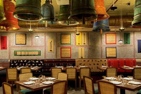 Interiors of Burma Burma, Gurugram | Courtesy of Burma Burma