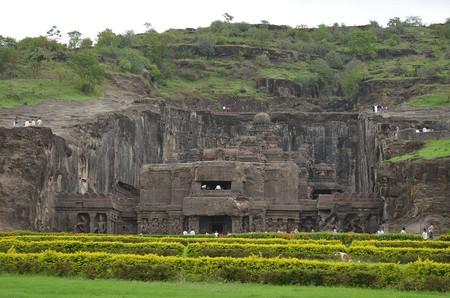 Ellora Caves, Ellora, Aurangabad   © Ashwin Nair / WikiCommons