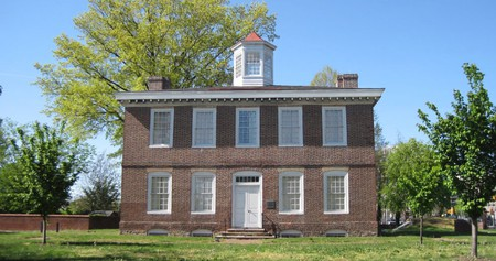 William Trent House | Courtesy of Trent House Association