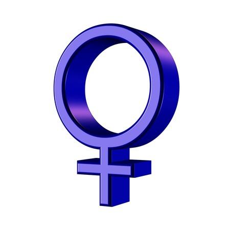 Female symbol   © TheDigitalArtist / Pixabay