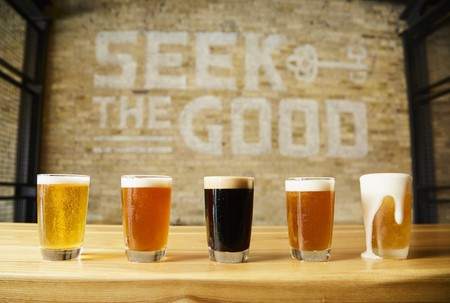 Good City Brewing Beers | Courtesy of Good City Brewing