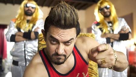 "Aamir Khan in ""Secret Superstar""   ©Aamir Khan Productions/Peacock Mountain/Zee Studios"