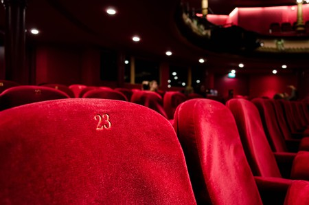 Cinema seats | © Kilyan Sockalingum/Unsplash