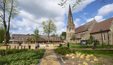 Kings Heath Village Square   © Guy Evans/Flickr