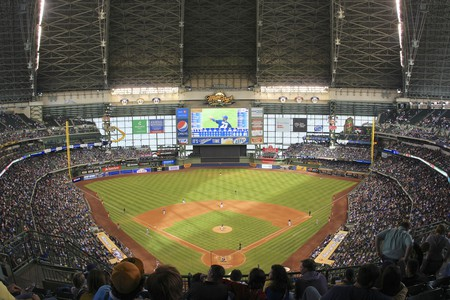 Miller Park | © David Fulmer / Flickr