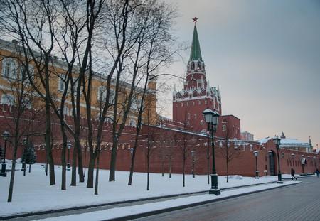 The Kremlin | © jackmac34 / Pixabay