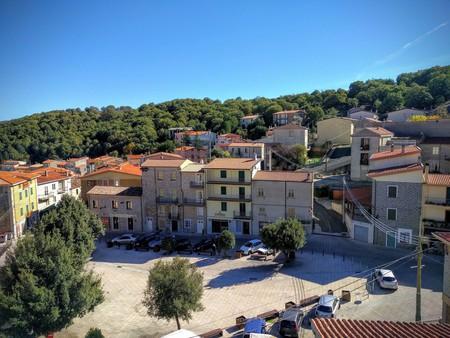 Piazza Marconi in Ollolai | © Courtesy of Comune di Ollolai