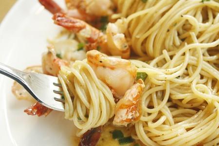 Pasta with shrimp | © Generation1988 / Pixabay