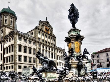 Augsburg | © TheoRivierenlaan / Pixabay