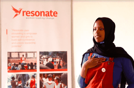 Women leading change at Resonate | © Courtesy of Resonate