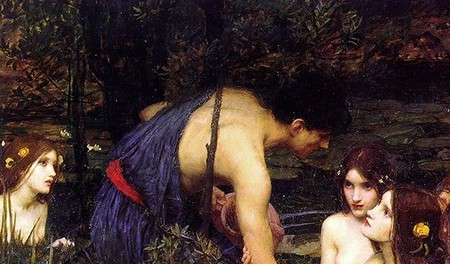 John William Waterhouse, 'Hylas and the Nymphs,' 1896 | © Universal History Archive/Universal Images Group/REX/Shutterstock