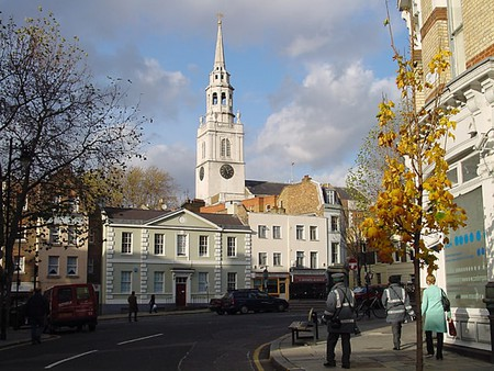 Saint James Clerkenwell