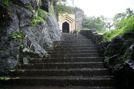 Sajangad Fort, Satara | © Shweta Anand Bhosale / WikiCommons