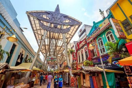 Kasturi Walk Central Market