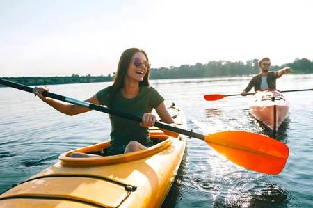 Kayaking  ©g-stockstudio/ Shutterstock
