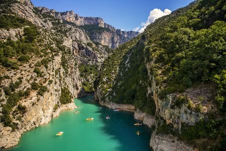 Gorges de Verdon | © Andreas Jung/Shutterstock